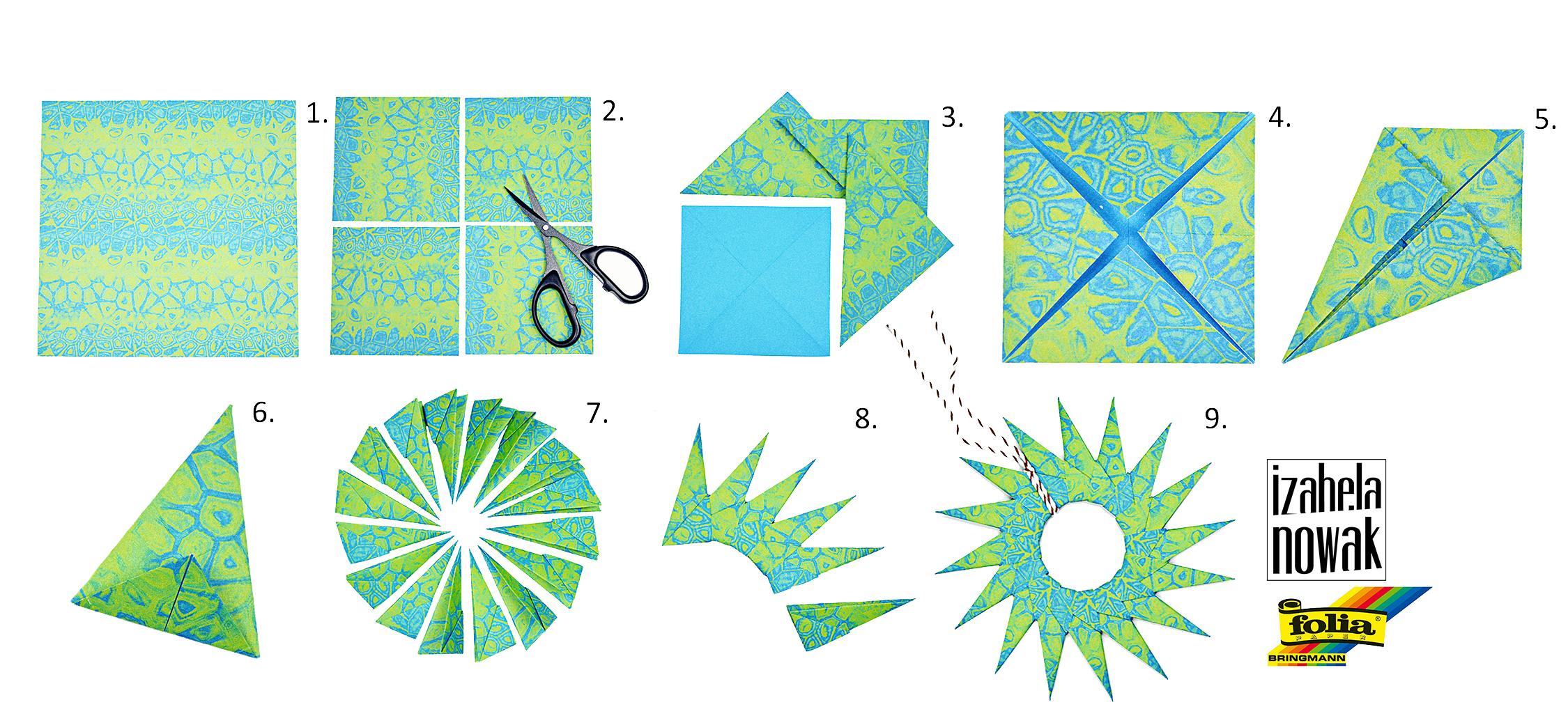 Hanging Origami Blumen2_Izabela Nowak klein